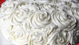 Cream Cheese or Mascarpone Based Frosting