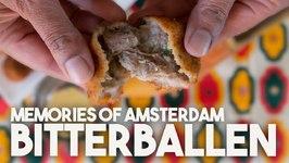 Bitterballen - Crispy Dutch Treat With A Soft Meat Center