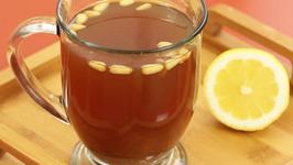 Hot Cinnamon Ginger Date Tea