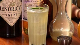 Cucumber Lavender Sour With Charlotte Voisey