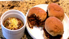 Sloppy Joe's From The Home Canned Pantry