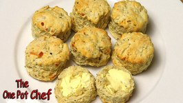 Cheese and Herb Scones