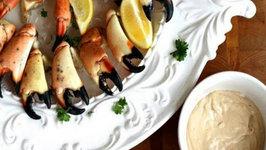 Seafood Mustard Seafood Sauce