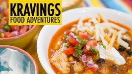 Fiesta Chicken Soup  Mexican Flavours In One Hearty Bowl Of Soup