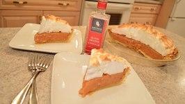 How To Make Napa Valley Blood Orange Meringue Pie