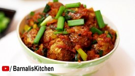 Spicy Baby Potatoes Recipe - Potato Recipe - Indian Spiced Baby Potatoes - Indian Veg