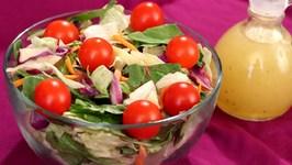 Honey Lime Salad Dressing