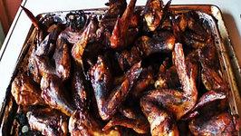 Sapo's Famous Tokyo Shickone Wangs aka Cajun Chicken Wings