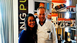 Wolfgang Puck Pressure Oven - Interview with Momma Cuisine
