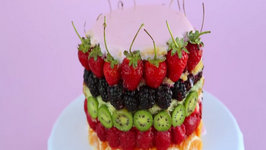5 Fruit Layer Cake How to Make Citrus Cake