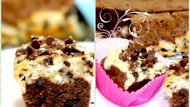 Choco Chip Cookie Brownie Video Eggless