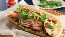 How To Make A Grilled Pork Tenderloin Banh Mi