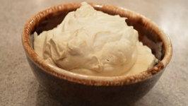 How to Make Molasses Whipped Cream