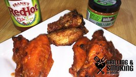 Wings Wednesday - Chili Lime Wings