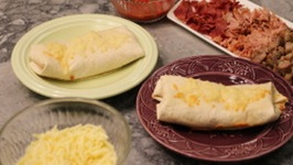 Breakfast Burritos Are Yummy Quick And Easy Back To School Breakfasts
