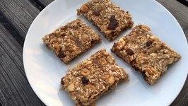 Easy Breakfast Bars with Cheerios Recipe Quick Breakfast