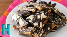 Toffee Recipe - Homemade Almond Roca!