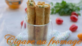Cigare au fromage