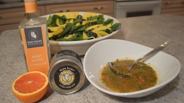 How To Make Napa Jack's Cajun Mango Vinaigrette