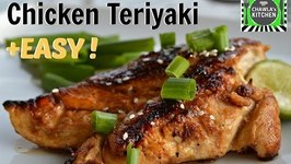 Chicken Teriyaki quick and easy Instant Chicken appetizer