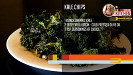 Kitchen To Road Ep 2 - Trucker Kale Chips