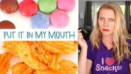 Ketchup Chips And Canadian MandMs? Put It In My Mouth!