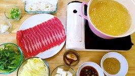 How to Make Japanese Shabu Shabu?