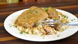 Smothered Pork Chops  Soul Food Recipe