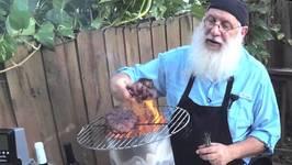 Fire Seared Delmonico Steak Ala Sous Vide