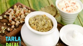 Buckwheat and Sprouts Khichdi (Protein Rich Recipe)