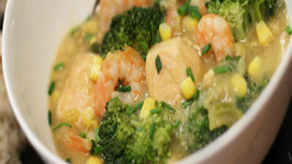 Seafood Chowder - Best Seafood Dish