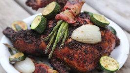 Chicken on the Island Grillstone