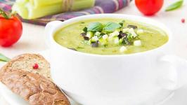 Raw Mediterranean Soup