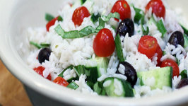 Rice Salad - Made with Caroline MiLi Artiss