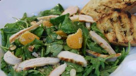 World's Best Grilled Chicken Summer Salad