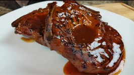 St. Louis Barbecued Pork Steaks