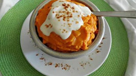 Robin Millers Easy and Healthy Candied Yams