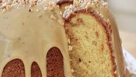 Brown Sugar Caramel Pound Cake  MAKE IT!!
