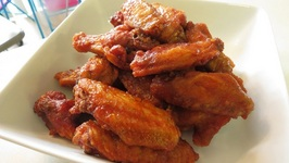 Sweet and Spicy Buffalo Wings
