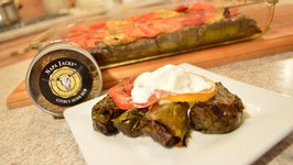 How To Cook Napa Jack's Citrus Herb Dolmas
