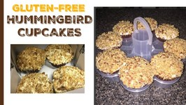 Hummingbird Cupcakes - Gluten-free using Almond Flour (nuts.com)