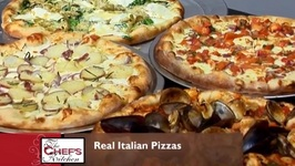Chef Joe Grisafi- Real Italian Pizzas