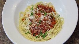 How to Make Homemade Pasta Cooking Italian with Joe
