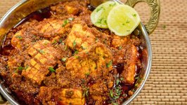 Paneer Ghee Roast  Mangalorean Main Course Restaurant Style Paneer Recipes