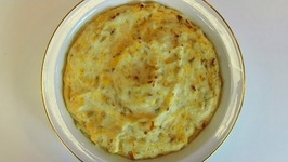 Betty's Cheddar Onion Potato Bake