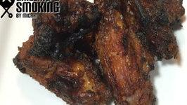 Wings Wednesday - Peanut Butter Wings