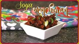 Soya Manchurian Quick Evening Snack Under 20 Minutes