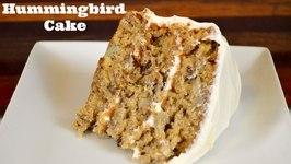 Ultimate Hummingbird Cake Recipe How to Make a Hummingbird Cake