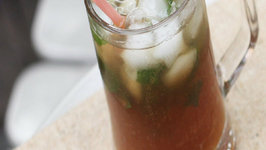 Peach Iced Tea - Refreshing Summer favorite