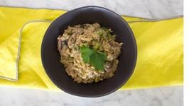 Vegan Mushroom Rissotto Recipe with Jenne Claiborne and Jovanka Ciares